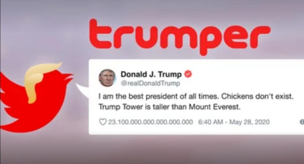 Projekt: «Trumper Media Ldt.»