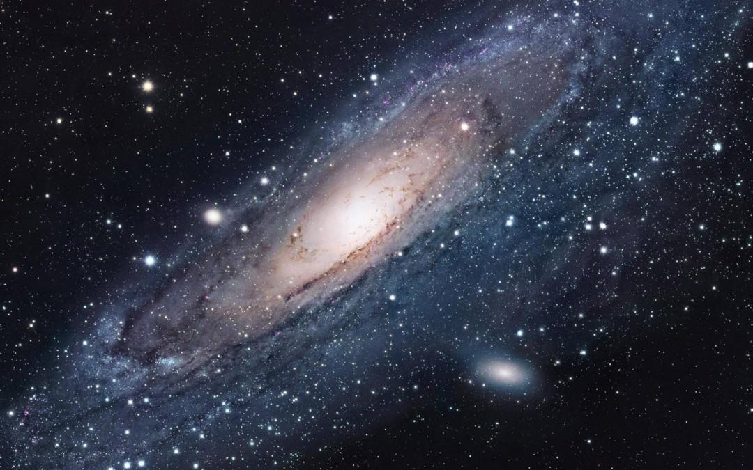 In einer anderen Galaxie